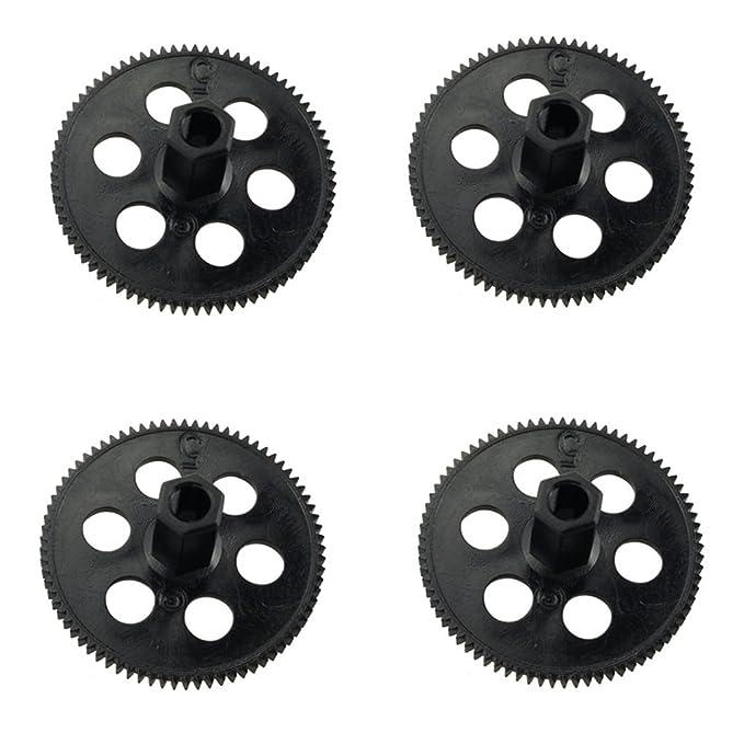 8pcs Kleine Motorritzel Zahnräder Ritzel für XS809 XS809HC XS809HW XS809W