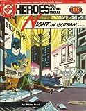 Night in Gotham, Walter Hunt, 0912771518