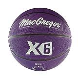 MacGregor Multicolor Basketball, Purple