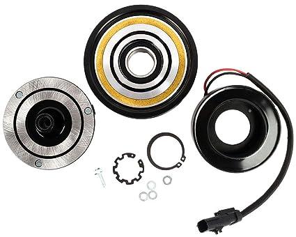 Amazon com: KARPAL AC A/C Compressor Clutch Assembly Repair Kit
