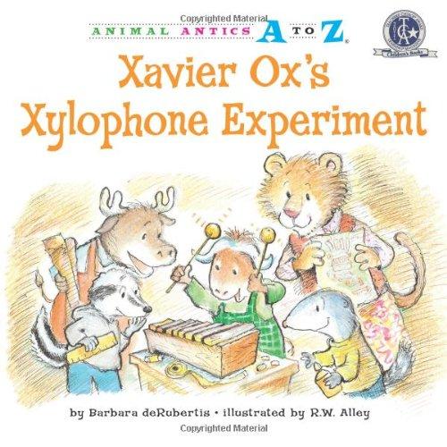 Xavier Oxs Xylophone Experiment  Animal Antics A To Z
