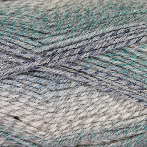 Plymouth (1-Pack) Encore Worsted Colorspun Yarn Oceandrift ()