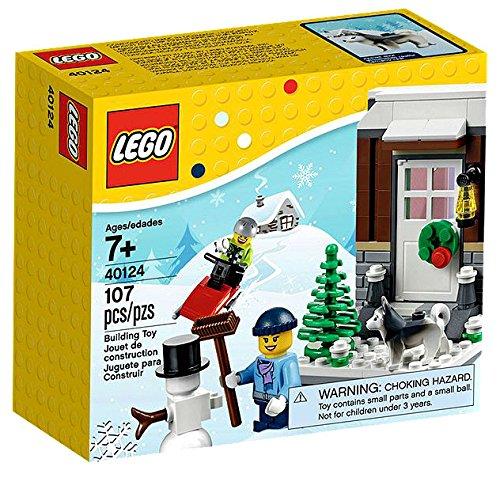 LEGO NA Winter Fun 40124
