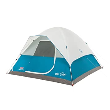 Coleman Longs Peak 6-Person Fast Pitch Dome Tent  sc 1 st  Amazon.com & Amazon.com : Coleman Longs Peak 6-Person Fast Pitch Dome Tent ...