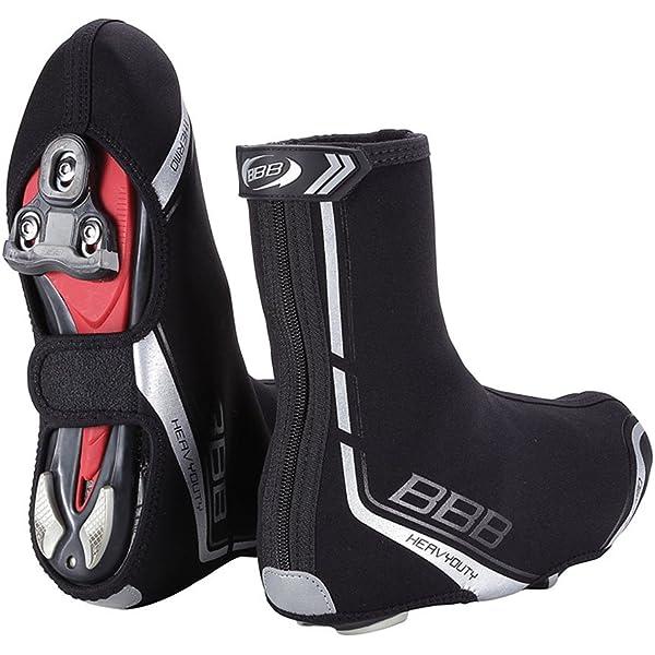 lingzhuo-shop Cubrebotas Ciclismo MTB Ciclismo Overshoes Protector Cycling Funda T/érmica para Bicicleta Al Aire Libre PU para GIYO