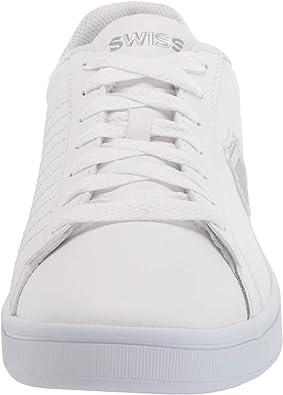 K-Swiss Court Shield Damen Schuhe Sneaker Turnschuhe 96599 Weiß 110