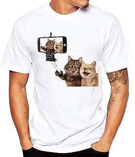 Camiseta De ImpresióN Unisex Camiseta De Manga Corta Camiseta Blusa
