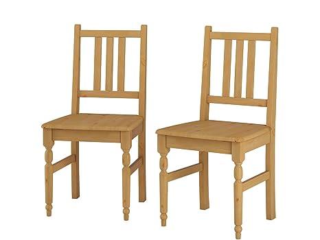2er-Set Stühle Esszimmerstuhl Küchenstuhl Küche Lehnstuhl ...