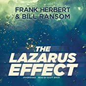 The Lazarus Effect: The Pandora Sequence, Book 2 | Frank Herbert, Bill Ransom