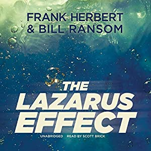 The Lazarus Effect Hörbuch