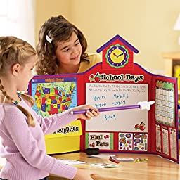 Pretend & Play School Set, Frustration Free Packaging
