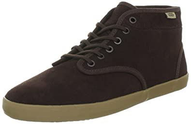 Vans Damen Houston Klassische Sneakers, braun 40.5 EU