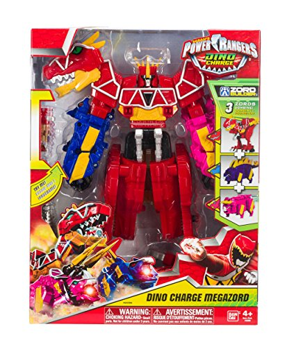 61ZKoLYUUfL - Power Rangers Dino Charge - Dino Charge Megazord (Discontinued by manufacturer)