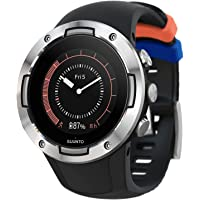 Suunto 5 Reloj deportivo GPS ligero y compacto, Seguimiento 24/7 de actividad física, Medición del ritmo cardiaco en la…