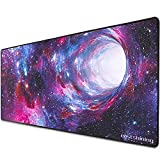 Best Gaming Mousepads - Eastshining Extended Gaming Mouse Pad, Large Size (35×16×0.1inch) Review