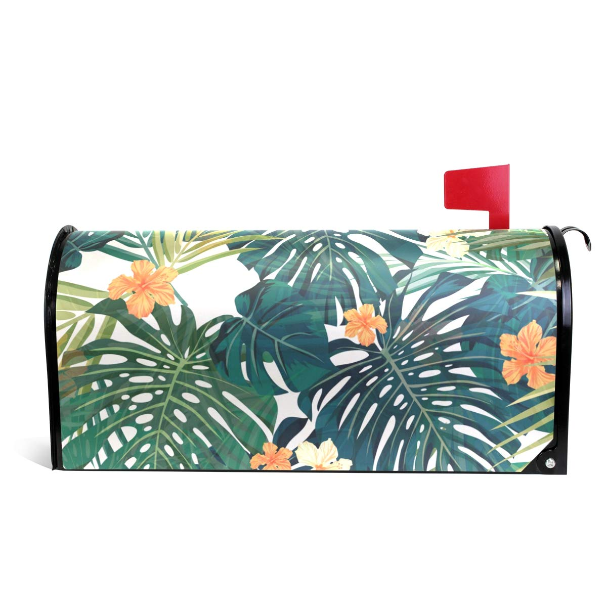 senya Magnetic Large Size Mailbox Cover Beach View Oversized
