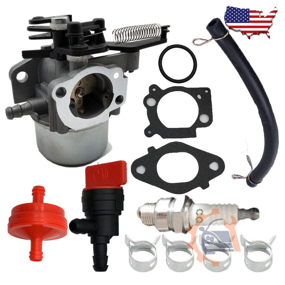 Montree Shop Carburetor for 2700-3000PSI Troy Bilt Power Washer 7.75Hp 8.75Hp Briggs Stratton