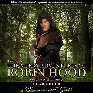The Merry Adventures of Robin Hood Audiobook
