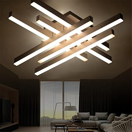 Bmei Modern Led Ceiling Light Remote Controlling Aluminum Ceiling