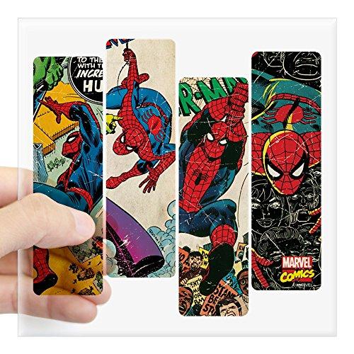 CafePress Spiderman Comic Panel Square Sticker 3 X 3 Square Bumper Sticker Car Decal, 3