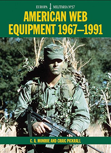 American Web Equipment 1967-1991 (Europa Militaria) pdf