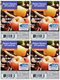 Better Homes and Gardens Fall Into Autumn Wax Cubes - 4-Pack