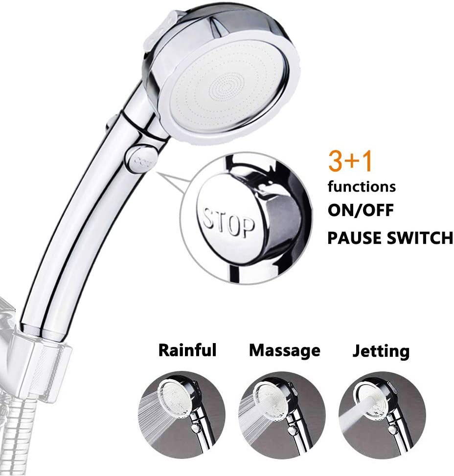 Nosame Handheld Shower Head