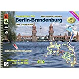 TourenAtlas Wasserwandern / TourenAtlas TA5 Berlin-Brandenburg: inkl. Spreewald