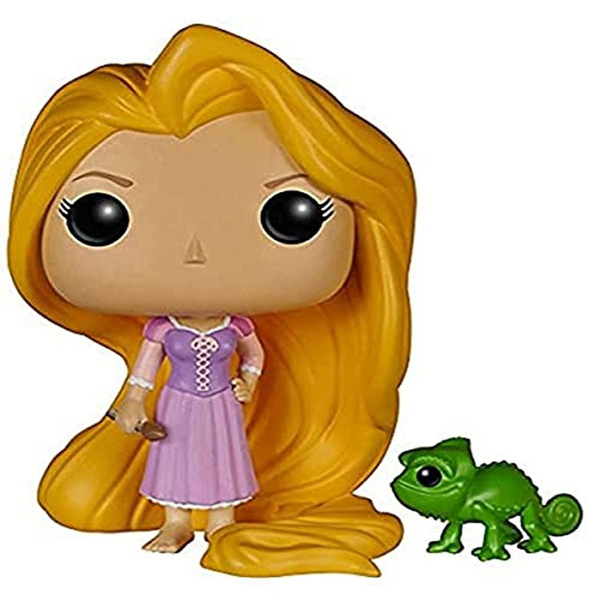 Funko POP Disney Tangled: Rapunzel & Pascal
