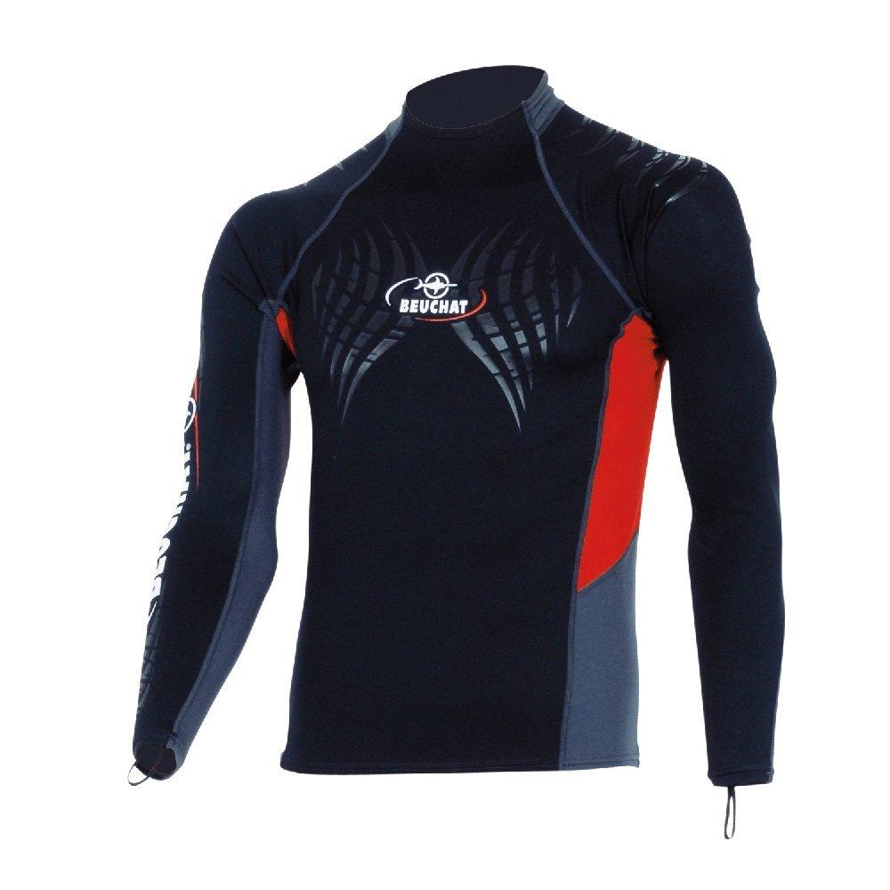BEUCHAT - T Shirt LS, Color Black, Talla S: Amazon.es ...