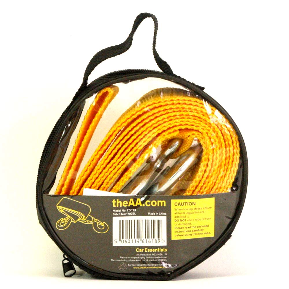 AA r/ésistant /élastique corde de remorquage 4/m