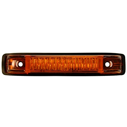 Amber Blazer C535A LED Rectangular Clearance and Side Marker Light