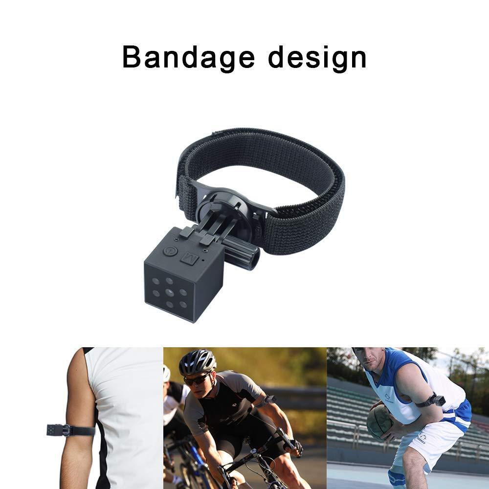 ASuii Mini Cam/éra Espion sans Fil Pro Portable Miniature 1080P HD Cam/éra Vision Nocturne//D/étection de Mouvement Int/érieur//Ext/érieur Cam/éra de Surveillance//babyphone//Sport DV Hidden Spy Camera