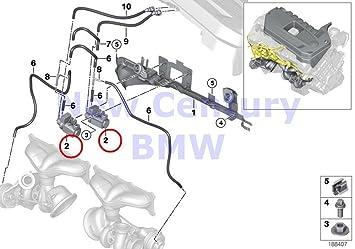 Amazon.com: BMW vacum control-engine-turbo Cargador Presión ...