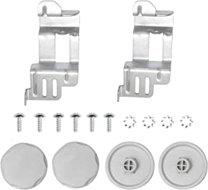 "SK-DH Stacking Kit for Samsung Washer/Dryer 24"" Wide Front Load Laundry Pairs"