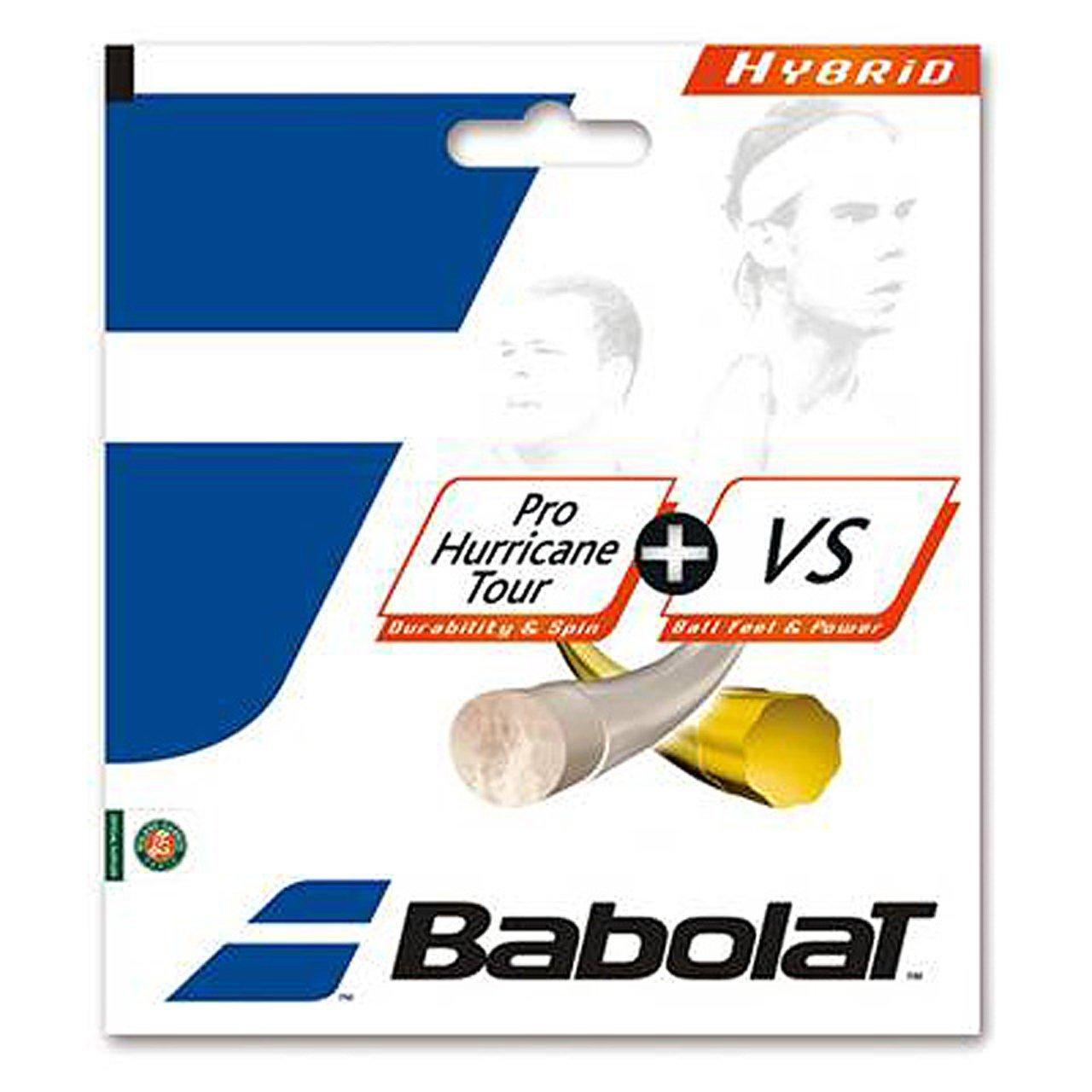 Hybrid Pro Hurricane Tour 125 VS 130 Babolat