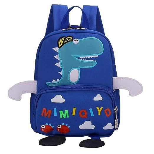 Kids Boys Girls Cartoon Backpack School Bags Children/'s Dinosaur Bags Rucksack