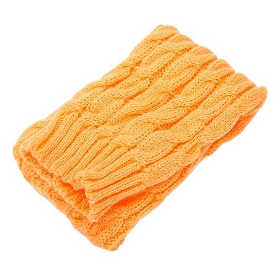 FAMILIZO Calcetines Mujeres Invierno Caliente Piernas Calentadores De Punto Crochet Calcetines Largos Calcetines De Alta Rodilla Tobilleros Antideslizantes: ...