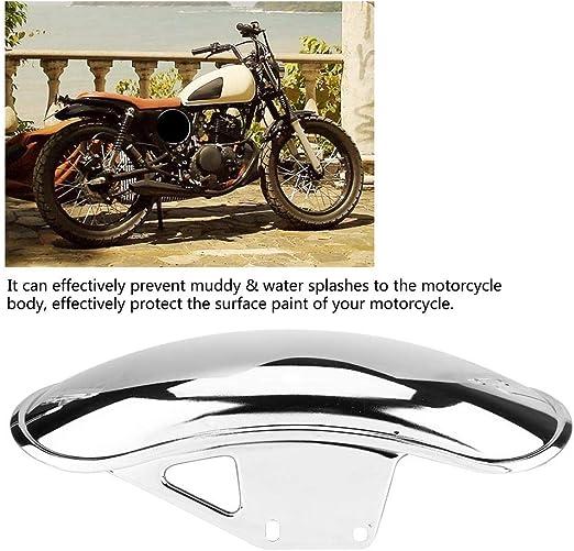 Gazechimp Garde-Boue//Garde-Boue Avant Moto Moto pour Suzuki CN125 GN250