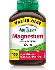 Jamieson Value Size - Magnesium 250mg, 150 Count
