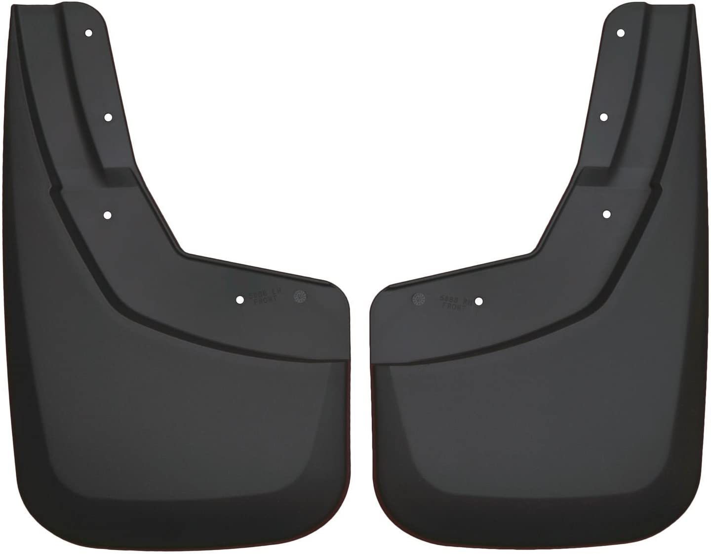 Husky Liners Custom Molded Mud Guards 1997-2003 Ford F-150 Front