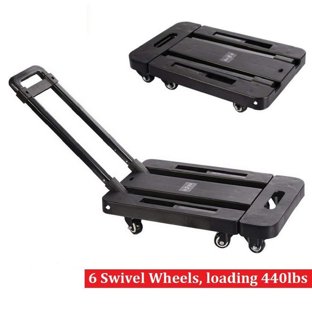 good Hand Collapsible Cart Luggage Trolley