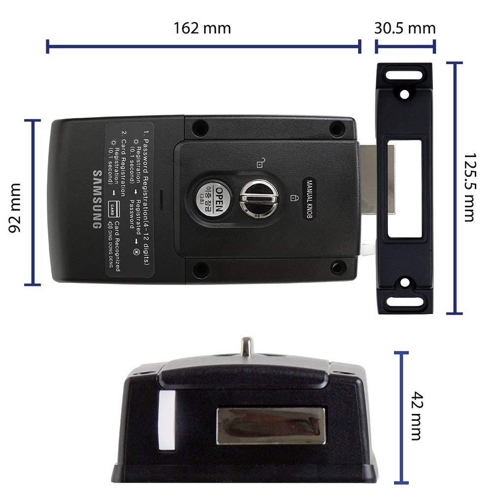 SAMSUNG DIGITAL SECURITY LOCK (SHS-1321)