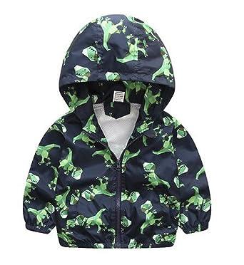 5b31eb22540a4 キッズジャケット 子供服 男の子 ボーイズ コート ベビー 長袖 ウインド ブレーカー フード付き パーカー 防風 風