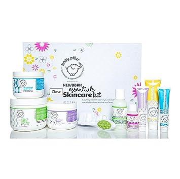 Amazon.com: Bebé pibu recién nacido Essentials Skincare Kit ...