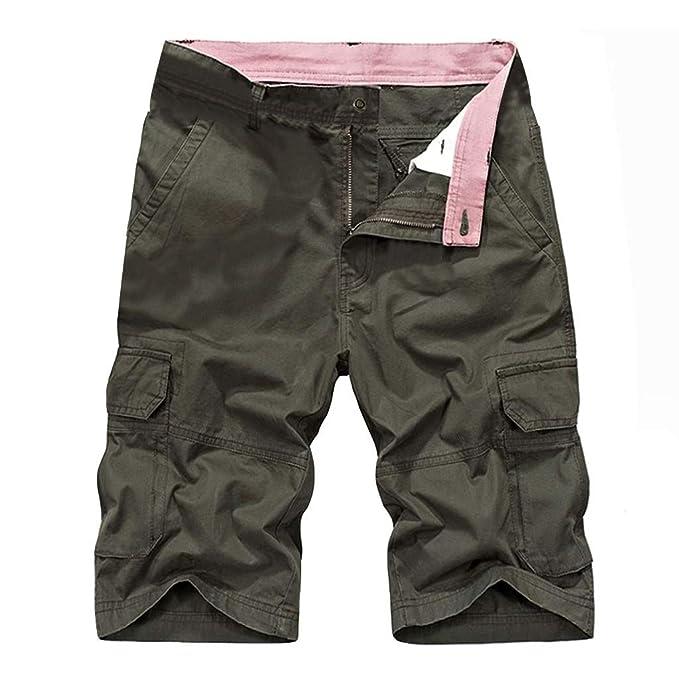 Amazon.com: MURTIAL - Pantalones cortos de verano para ...