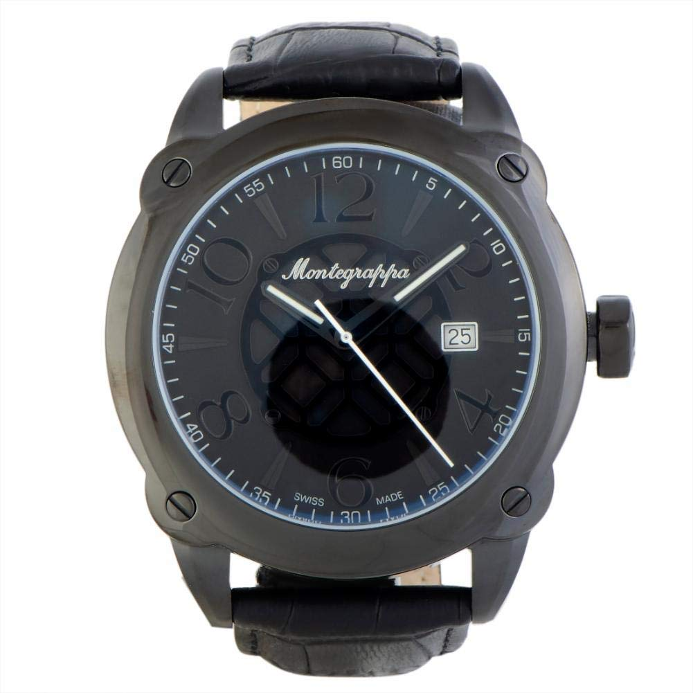 Montegrappa Fortuna Quartz Male Watch IDOMWALC (Certified Pre-Owned) by Montegrappa