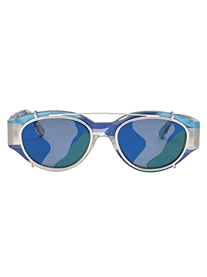 Luxury Fashion | Retrosuperfuture Hombre H6PCAMOUFLAGE Azul ...