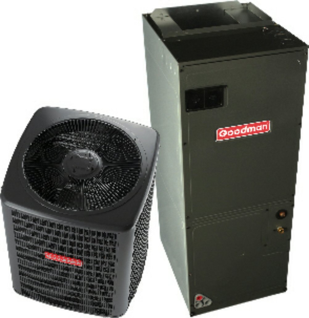 goodman 1 5 ton split system. amazon.com: goodman 2 ton 14 seer heat pump split system gsz14024 aruf25b14: home \u0026 kitchen 1 5 u