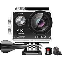 Akaso EK7000 Ultra HD 4k Waterproof Sports Action Camera (Black)